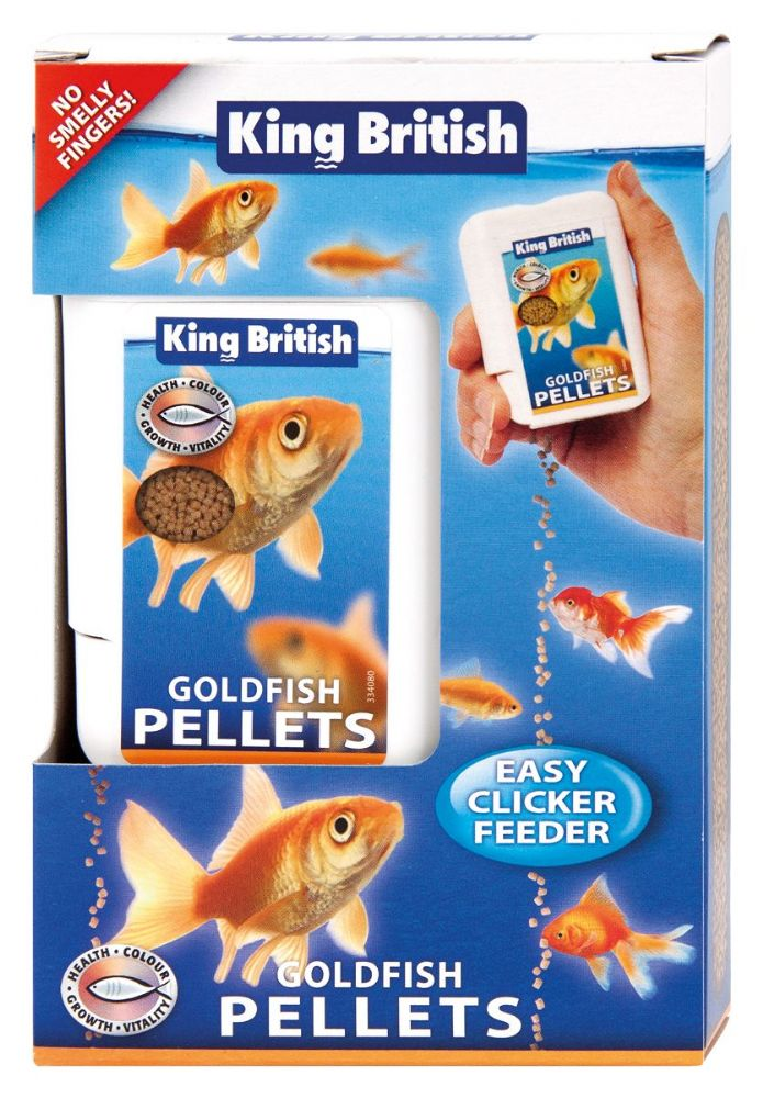 Goldfish Easy Clicker Feeder 26g